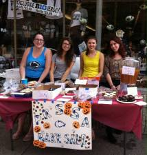 Fall Bake Sale