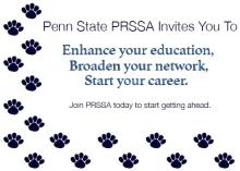 Welcome PRSSA