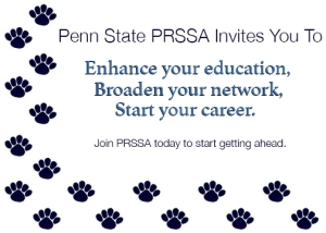 Welcome PRSSA