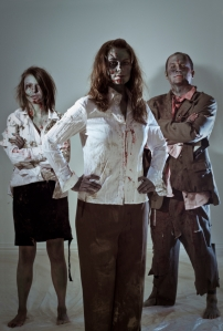 zombie business team